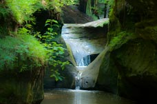 Countless Hocking Hills attractions are just minutes away